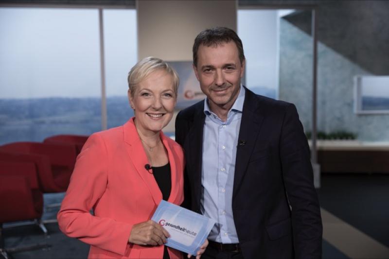 Jeanne Fürst und Guido Fluri