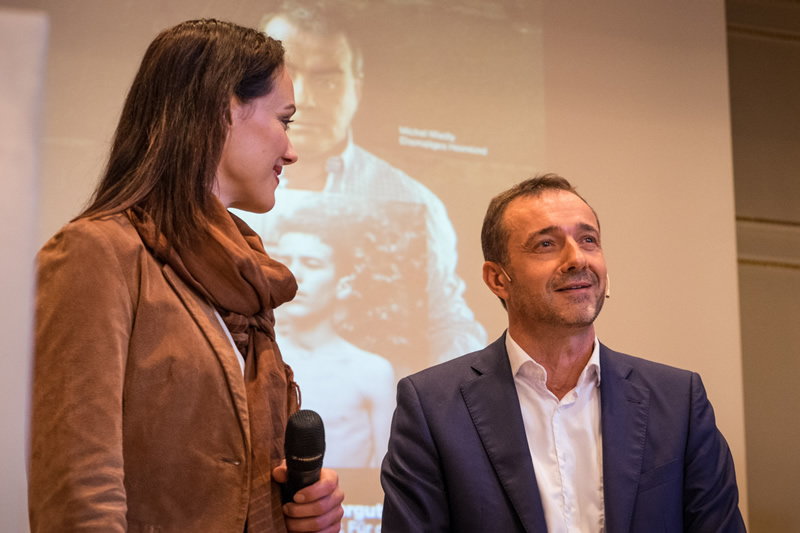 Abschlussfest Wiedergutmachungsinitiative Guido Fluri