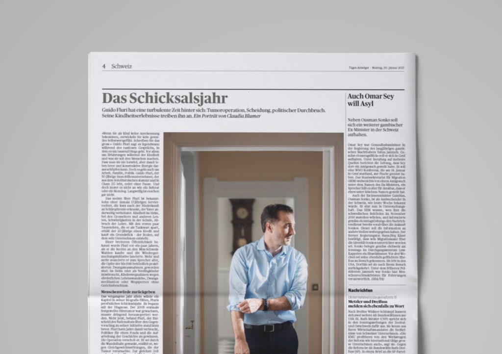 Tages-Anzeiger Guido Fluri