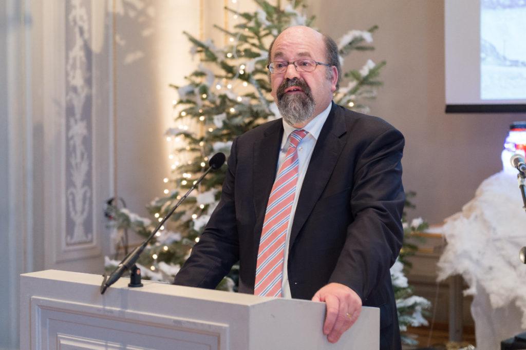 Ständerat Joachim Eder