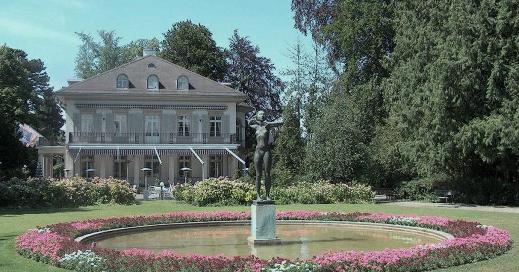 Belvoirpark Zürich